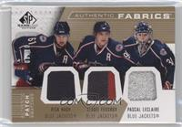 Rick Nash, Sergei Fedorov, Pascal Leclaire /10