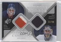 Billy Smith, Rick DiPietro /99