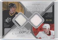 Nicklas Lidstrom, Ray Bourque /99