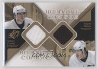 Sidney Crosby, Evgeni Malkin