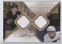 Sidney Crosby, Alex Ovechkin