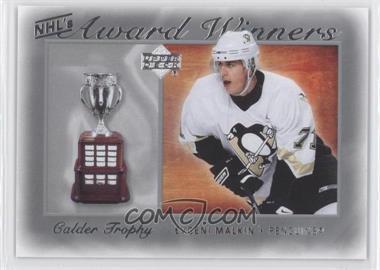 2007-08 Upper Deck - NHL's Award Winners #AW4 - Evgeni Malkin