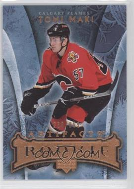 2007-08 Upper Deck Artifacts - [Base] #168 - Tomi Maki /999