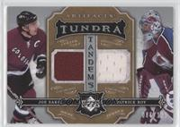 Joe Sakic, Patrick Roy /125