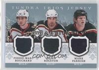 Pierre-Marc Bouchard, Brian Rolston, Mark Parrish /75