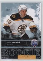 Matt Hunwick /99