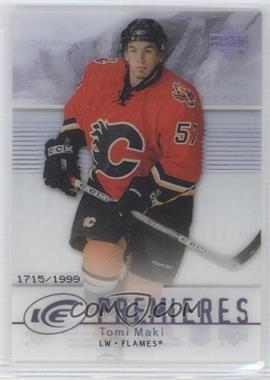 2007-08 Upper Deck Ice #101 - Tomi Maki /1999