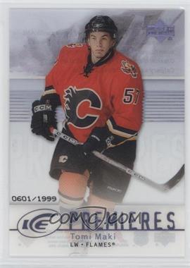 2007-08 Upper Deck Ice #101 - Tomi Maki /1999
