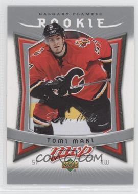2007-08 Upper Deck MVP - [Base] #324 - Tomi Maki