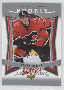 2007-08 Upper Deck MVP #324 - Tomi Maki
