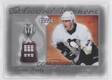 2007-08 Upper Deck NHL's Award Winners #AW4 - Evgeni Malkin