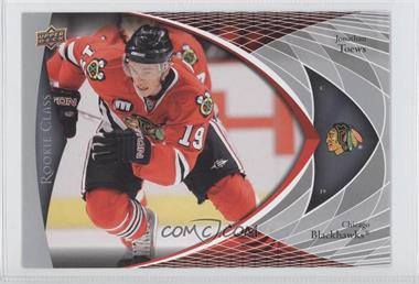 2007-08 Upper Deck Rookie Class Box Set [Base] Jumbo #CC-1 - Jonathan Toews