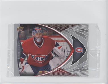 2007-08 Upper Deck Rookie Class Box Set [Base] Jumbo #CC-3 - Carey Price