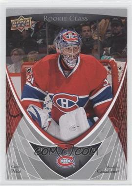2007-08 Upper Deck Rookie Class Box Set [Base] #46 - Carey Price