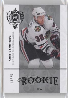 2007-08 Upper Deck The Cup [???] #113 - Kris Versteeg /25