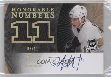 2007-08 Upper Deck The Cup Honorable Numbers #HN-JS - Jordan Staal /11