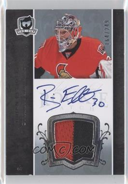 2007-08 Upper Deck The Cup #152 - Brian Elliott /249