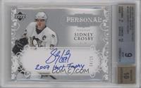 Sidney Crosby /25 [BGS9]