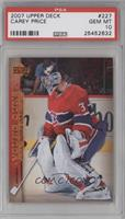 Carey Price [PSA 10]