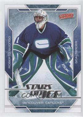 2007-08 Victory Stars on Ice #SI1 - Roberto Luongo