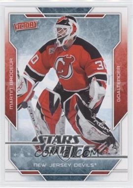 2007-08 Victory Stars on Ice #SI30 - Martin Brodeur