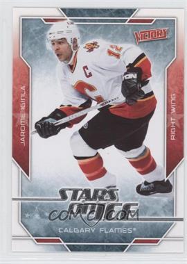 2007-08 Victory Stars on Ice #SI39 - Jarome Iginla