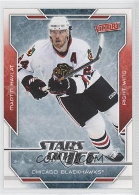 2007-08 Victory Stars on Ice #SI42 - Martin Havlat