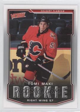 2007-08 Victory #206 - Tomi Maki