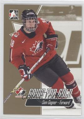 2007 In the Game Going for Gold World Junior Championships #11 - Sam Gagner