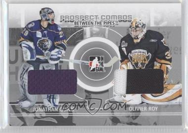 2008-09 In the Game Between the Pipes [???] #PC-09 - Johnathan Quick