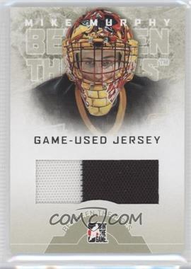 2008-09 In the Game Between the Pipes Game-Used Jersey #GUJ-25 - Mike Murphy /90