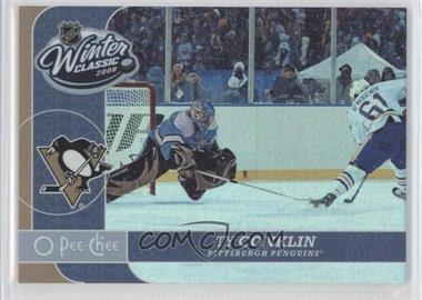 2008-09 O-Pee-Chee Winter Classic #WC7 - Ty Conklin