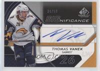 Thomas Vanek #34/50