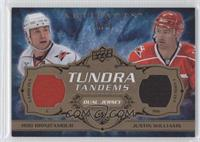 Rod Brind'Amour, Justin Williams /75
