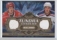 Eric Staal, Marc Staal /25