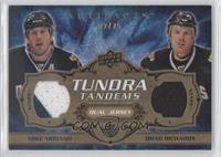 Mike Modano, Brad Richards /25