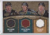 Mike Modano, Jeremy Roenick, Joe Mullen /75