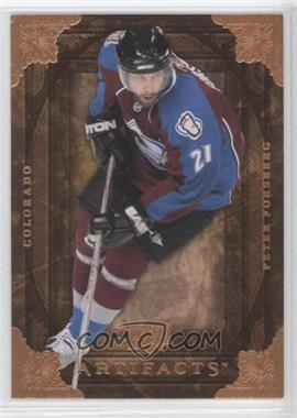 2008-09 Upper Deck Artifacts #75 - Peter Forsberg