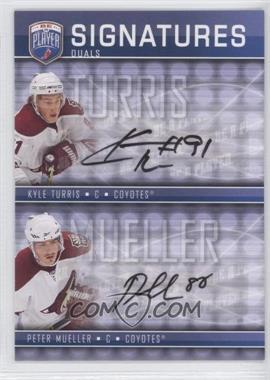 2008-09 Upper Deck Be a Player [???] #S2-2 - Kyle Turris, Peter Mueller