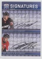 Jason Spezza, Dany Heatley