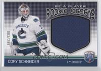 Cory Schneider /299