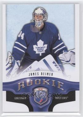 2008-09 Upper Deck Be a Player Rookie Redemption Bonus #RR-297 - James Reimer /99
