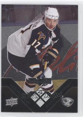 2008-09 Upper Deck Black Diamond #169 - Ilya Kovalchuk