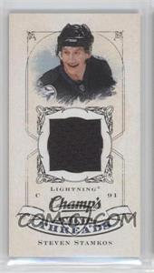 2008-09 Upper Deck Champ's - Mini Threads #CT-ST - Steven Stamkos