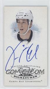 2008-09 Upper Deck Champ's Mini Signatures [Autographed] #CS-VL - Vincent Lecavalier