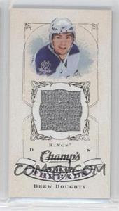 2008-09 Upper Deck Champ's Mini Threads #CT-DD - Drew Doughty