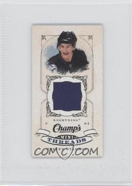 2008-09 Upper Deck Champ's Mini Threads #CT-ST - Steven Stamkos