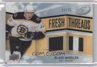 Blake Wheeler /25