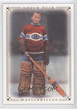 2008-09 Upper Deck Masterpieces - [Base] #29 - Georges Vezina