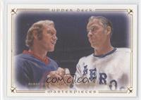 Gordie Howe, Bobby Hughes
